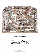 County Town - Fine Art Poster