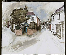 Ringwould - Front Street Back Street