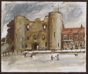 Tonbridge - The Castle