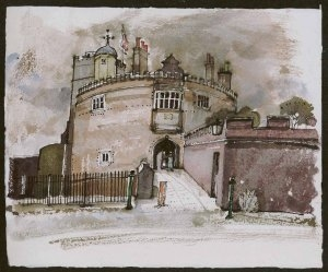 Walmer - The Castle  Sorry Sold